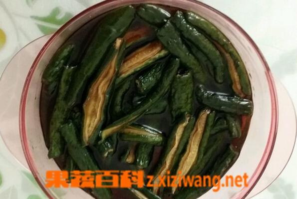 果蔬百科腌制黄瓜